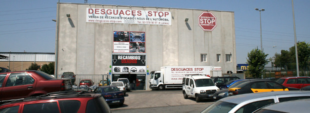 desguaces stop 2