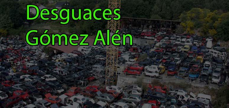 desguaces gomez alen ourense piezas